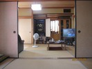サムネイル:コタツのあるお部屋を畳表替え 見違えるようになりました。